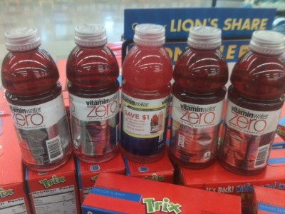 Post image for Food Lion: Vitamin Water $.49 Each