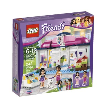 Post image for Lego Friends Sale: Heartlake Pet Salon