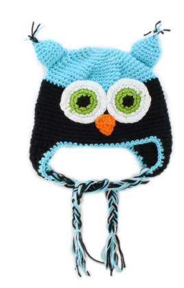 Post image for Amazon-Toddler Boys Owl Crochet Hat $3.99