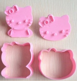 Post image for Amazon-Hello Kitty Cookie Cutters