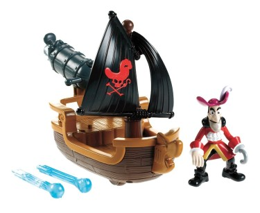 Post image for Jake and The Never Land Pirates – Hook's Battle Boat $7.98