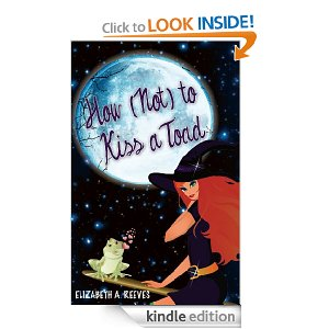 Post image for Amazon Free Book Download: How (Not) to Kiss a Toad (Cindy Eller #1)