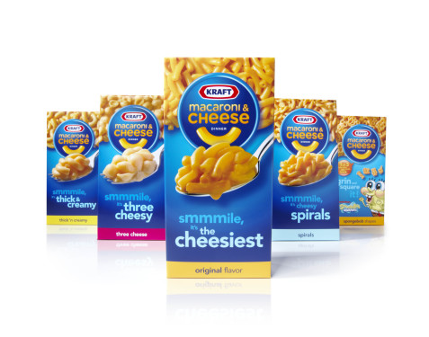 kraft mac n cheese
