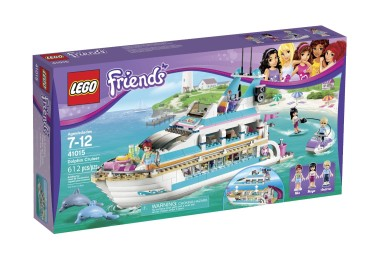 Post image for LEGO Friends Dolphin Cruiser $52.49