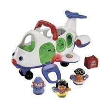 Post image for Amazon-Fisher-Price Little People Lil' Movers Airplane $15.99