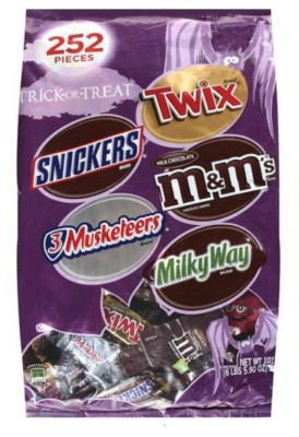 Post image for HURRY- New Coupon: $2/1 Mars Halloween Candy