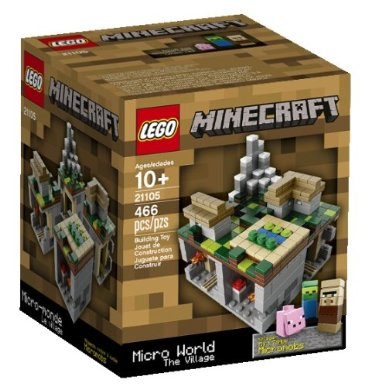 minecraft micro world