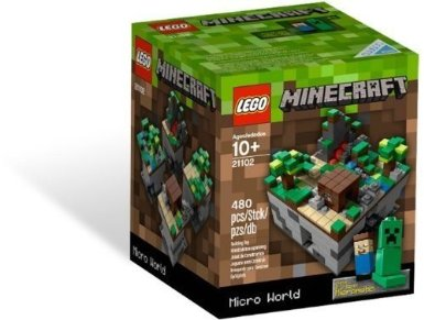 Post image for Lego Minecraft in Stock & 2 New Minecraft Sets Available *Free Shipping on ALL of Them with this update!*