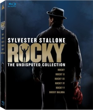 Post image for Amazon: Rocky The Undisputed Collection [Blu-ray] (2009) $19.49