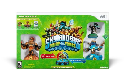 Post image for Skylander Swap Force Starter Pack $64.99 Shipped
