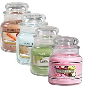 small jar yankee candle