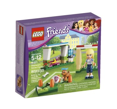 Post image for Lego Friends Sale: Stephanie Soccer Practice