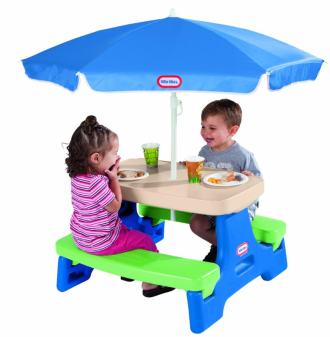 Post image for Amazon-Little Tikes Junior Table w/ Umbrella $44.99