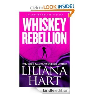 Post image for Amazon Free Book Download: Whiskey Rebellion (Book 1 Addison Holmes Mysteries)