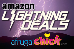 Post image for Amazon Lighting Deals 10/30: K-Cups, Tinker Bell, Little Mommy and More