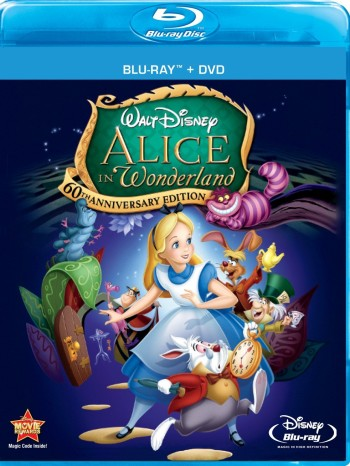 Post image for Amazon: Alice in Wonderland Blu-Ray $16.49