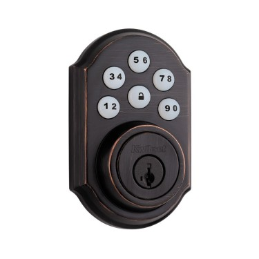 Post image for Amazon Daily Deal: Up to 70% on Select Kwikset SmartCode Keypad Deadbolts
