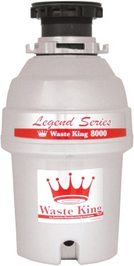 Post image for Amazon Daily Deal: Waste King Legend Series Continuous-Feed Garbage Disposal