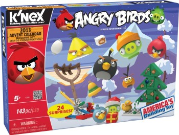 Post image for Amazon Daily Deal: Save 50% on Knex, Lincoln Logs, Angry Birds and More