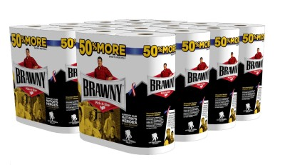 Post image for Amazon: Brawny 14 Giant Rolls For $26 Shipped