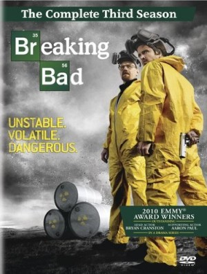 Post image for Amazon: Breaking Bad Seasons 1-3 $9.99 Each