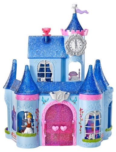 Post image for Disney Princess Sale-Cinderella Magic Clip Castle Doll House $25.87