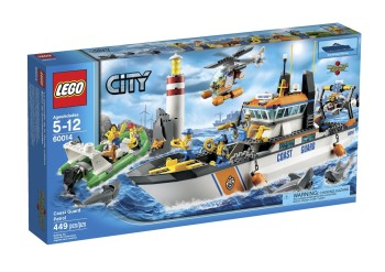 Post image for Lego Sale: Coast Guard Patrol $51.99 Shipped