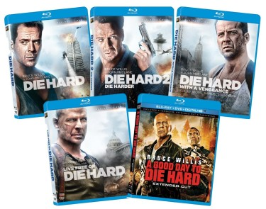 Post image for Amazon Daily Deal: 66% Off Die Hard and Planet of the Apes Blu-ray Collections