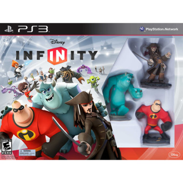 Post image for Walmart: Disney Infinity Starter Kit for PS3 $12.96 GET IT NOW