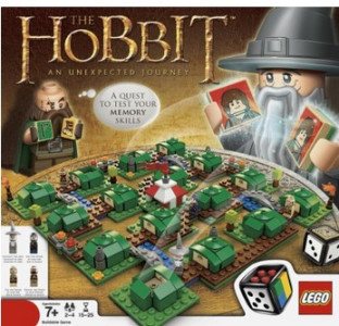 Post image for Lego Sale: The Hobbit: An Unexpected Journey 3920 Only $19.98