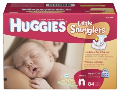Post image for Walgreens: Huggies Diapers Only $4.99
