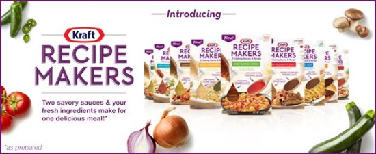 Post image for Food Lion: Kraft Recipe Makers $1.50 After Printable Coupon