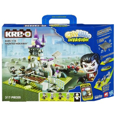 Post image for Amazon: KRE-O CityVille Invasion Haunted Hideaway Set $14.99