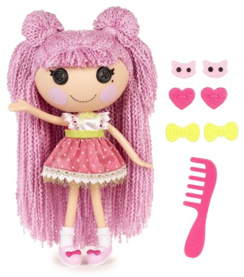 Post image for LaLaLoopsy Loopy Hair Doll Jewel Sparkles $24.99