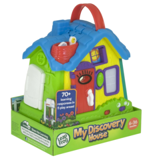 Post image for Amazon-LeapFrog My Discovery House $13.99