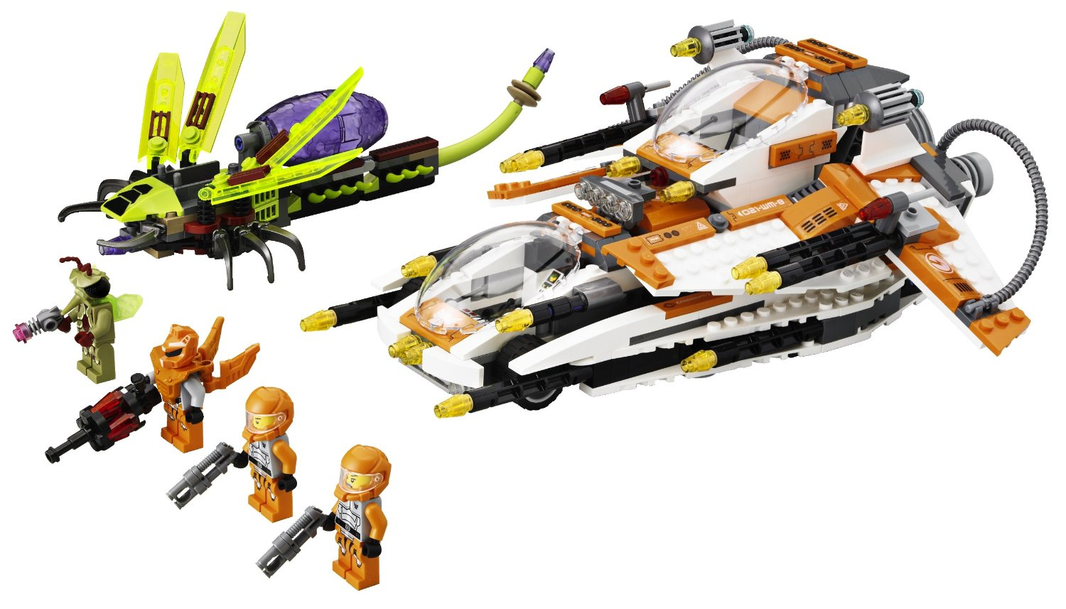 lego space bug