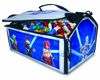 Post image for Lego Sale:LEGO Star Wars ZipBin Battle Bridge Carry Case Playmat $9.99