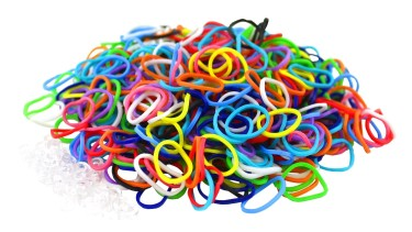 Post image for Amazon: 600 Pack Rainbow Loom Bands $3.79 Shipped