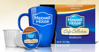Post image for STOCK UP PRICE AT CVS: Maxwell House Coupon Means $.29 Each