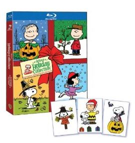 Post image for Amazon-Peanuts Deluxe Ultimate Holiday Collection Blu-Ray $26.99