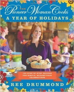 Post image for Amazon: The New Pioneer Woman Holiday Cookbook Released 40% Off Cover Price