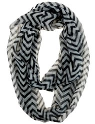Post image for Amazon-Cotton Cantina Soft Chevron Sheer Infinity Scarf Only $6.13