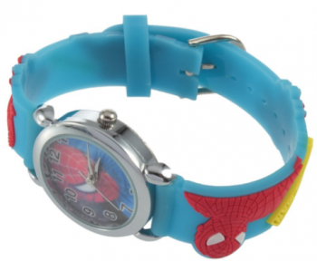 Post image for Amazon-YKS Spider Man Marvel Child Boy Quartz Wrist Watch Only $2.15 Shipped