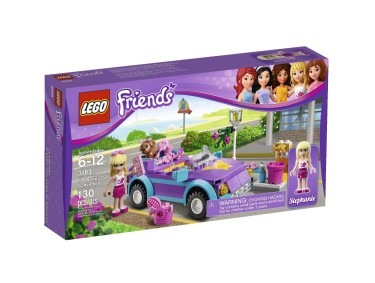 Post image for Lego Friends Sale: Stephanie's Cool Convertible Sale
