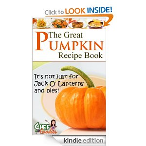Post image for Amazon Free Book Download: The Great Pumpkin Recipe Book