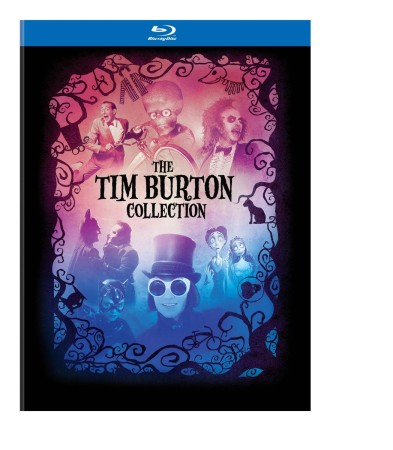 Post image for Amazon: The Tim Burton Collection + Book Blu Ray $25.99 Shipped