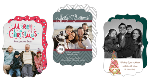 Post image for 10 FREE Ornate Shaped Christmas Cards ($3.49 Shipping)