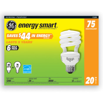 Post image for Triple Coupon Stack on GE Light Bulbs at Target