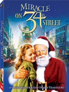 Post image for Miracle on 34th Street DVD- $4.99