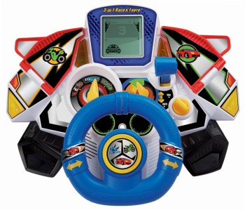 Post image for Amazon-VTech 3-in-1 Race and Learn Toy $14.99